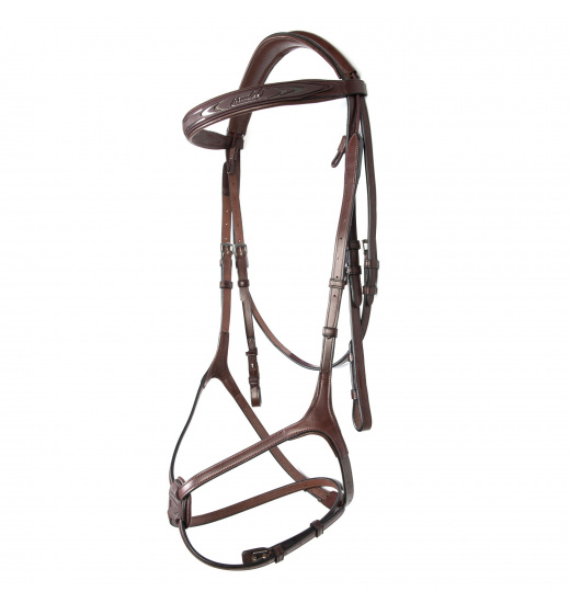E106 MEREDITH MEXICAN BRIDLE