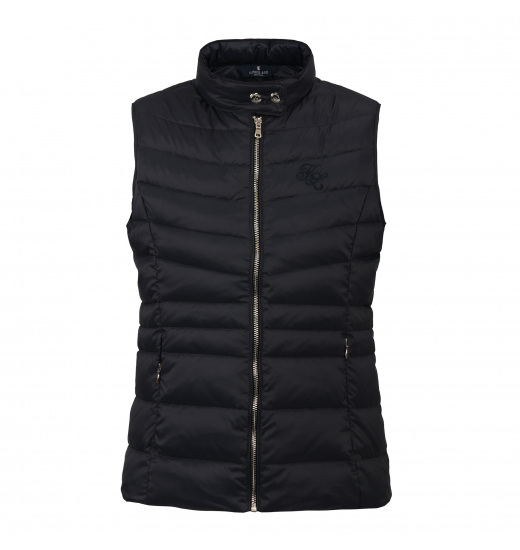 SELLE GAIERA LADIES SHORT DOWN BODY WARMER