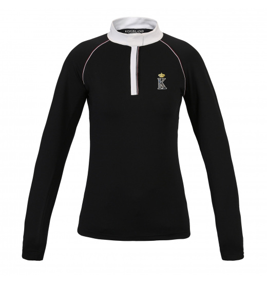 SPEZIA LADIES LONG SLEEVED SHOW SHIRT