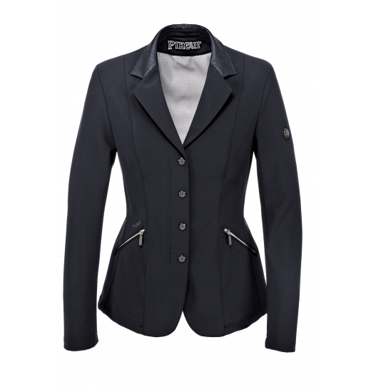 SHEILA LADIES SOFTSHELL RIDING SHOW JACKET
