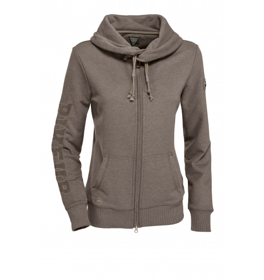 KARA LADIES SWEAT JACKET