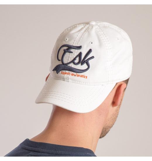 UNISEX CAP WHITE