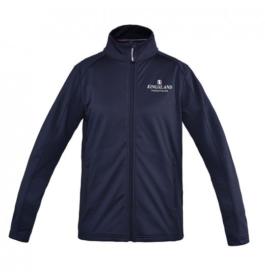 CLASSIC UNISEX SWEAT JACKET - 1 in category: fleece jackets for horse riding