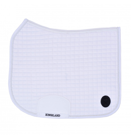 PRUDHOE SADDLE PAD WITH COOLMAX LINING