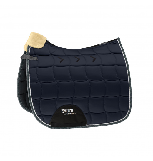 SADDLE CLOTH GLOSSY RUB PROTECTION CLASSIC SPORTS