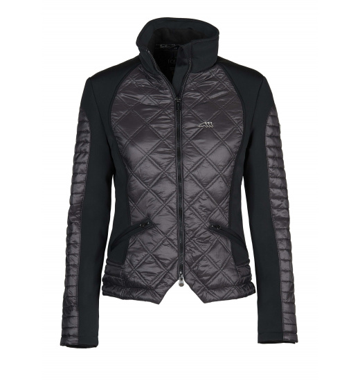 CRYSTAL WOMAN PADDED JACKET