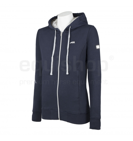 MIA WOMEN'S HOODED FLEECE JACKET
