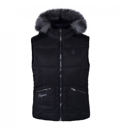 JANET INSULATED LADIES' BODY WARMER