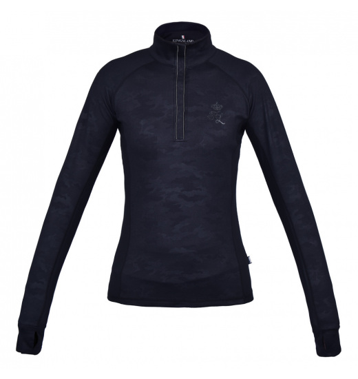 JENNIFER LADIES' 1/2 ZIP TRAINING SHIRT