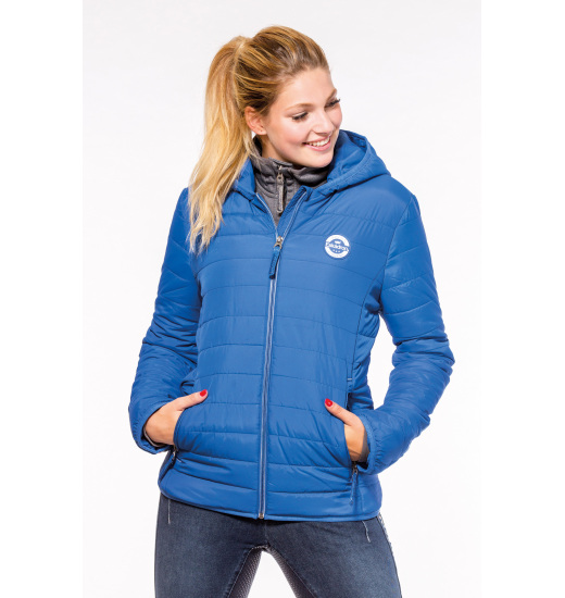 CARA WOMEN'S OUTDOOR JACKET COBALTBLUE