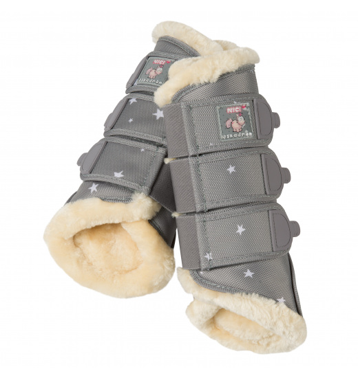 FAUXFUR SOFT TENDON BOOTS NICI