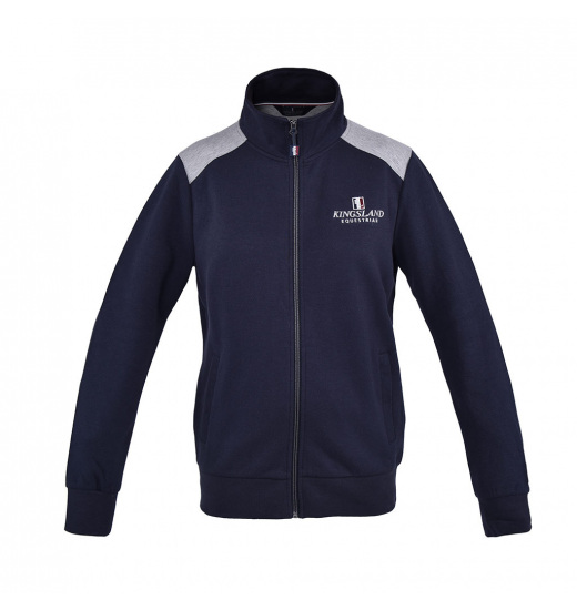 CLASSIC UNISEX SWEAT JACKET - 1 in category: sweatshirts for horse riding