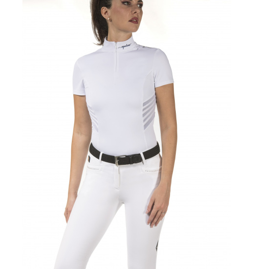 BATE WOMEN'S POLO COMPETITION SHIRT