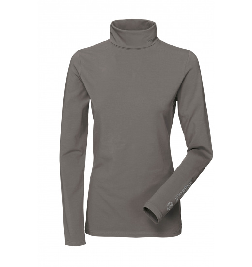 SINA WOMEN'S POLO NECK PULLOVER