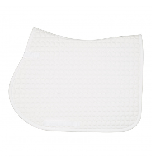 COTTON SADDLE CLOTH - 1 in category: saddle pads for horse riding
