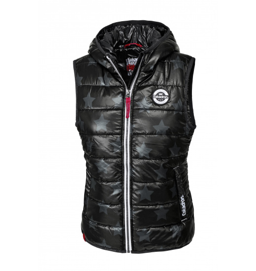 LUNA WOMEN'S VEST DARKSHADOW STARS
