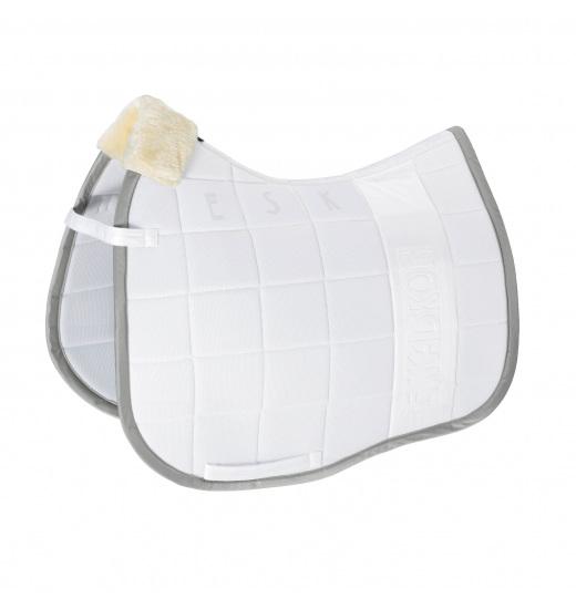 INNO-PAD SADDLE CLOTH PLATINUM PURE