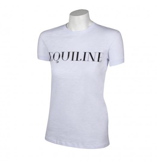 Equiline EQUILINE T-SHIRT ANGEL DAMSKI