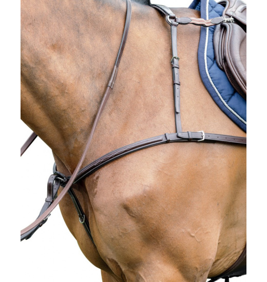ELASTIC BRESTPLATE D42 - 1 in category: breastplates for horse riding