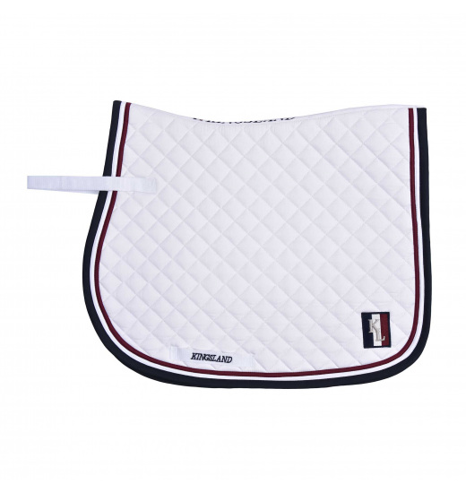 KINGSLAND JUMPING SADDLE PAD - 2 in category: saddle pads for horse riding
