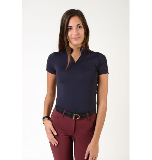 ATENA WOMEN'S POLO SHIRT - 7 in category: polo shirts for horse riding