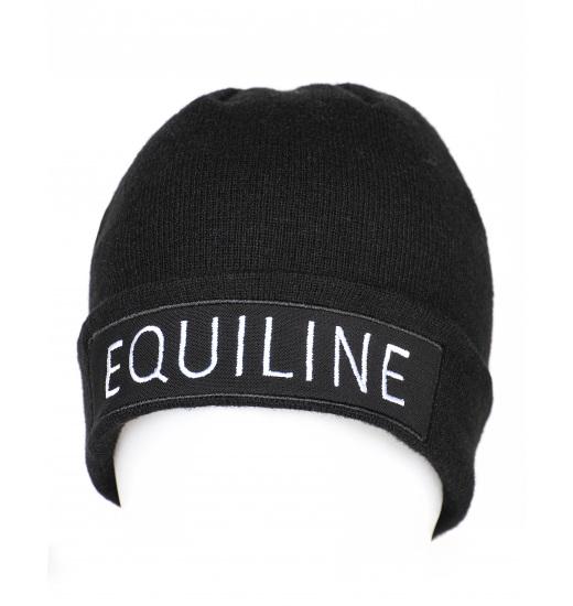 Equiline EQUILINE CZAPKA COAL UNISEX