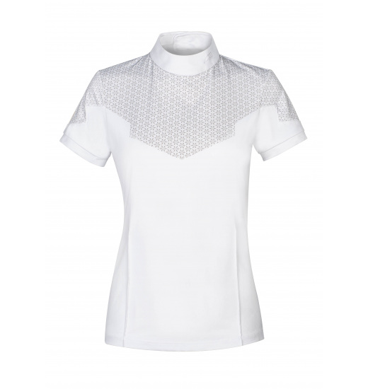 Equiline POPPY WOMEN'S COMP POLO SHIRT SHORT SLEEVE