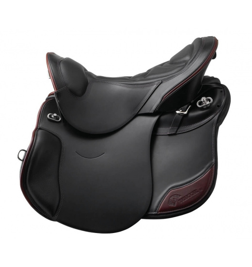 TREKKER M ENDURANCE SADDLE - 1 in category: endurance for horse riding