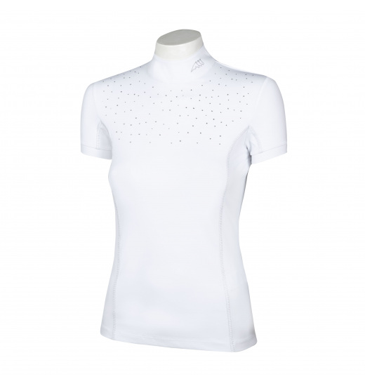 Equiline PITAS WOMEN'S COMP POLO SHIRT SHORT SLEEVE