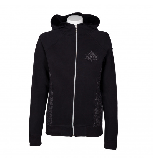 MAGPIE WOMEN'S FULL ZIP SWEATSHIRT