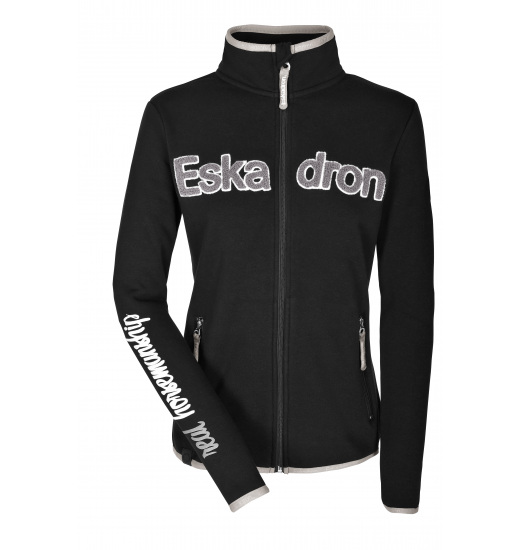 Eskadron ESKADRON NICKY WOMEN'S FLEECE SHIRT CAVIAR
