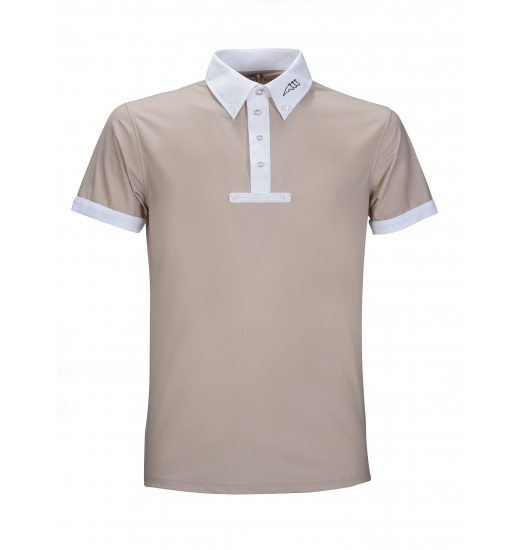 Equiline EQUILINE ESSIEN MEN'S COMPETITION POLO SHIRT