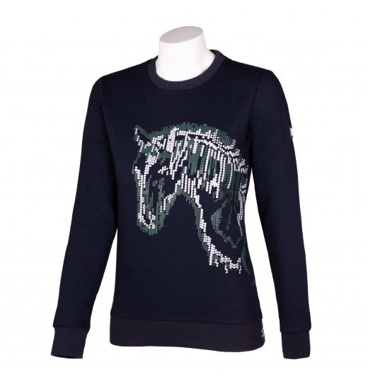 CAITRIONA WOMEN'S SWEATSHIRT - 3 in category: OUTLET for horse riding