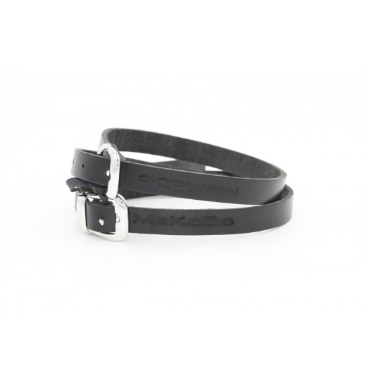 MaKeBe UNISEX SPUR LEATHER STRAP