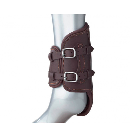 F37 LEATHER FETLOCK BOOTS - 1 in category: boots for horse riding