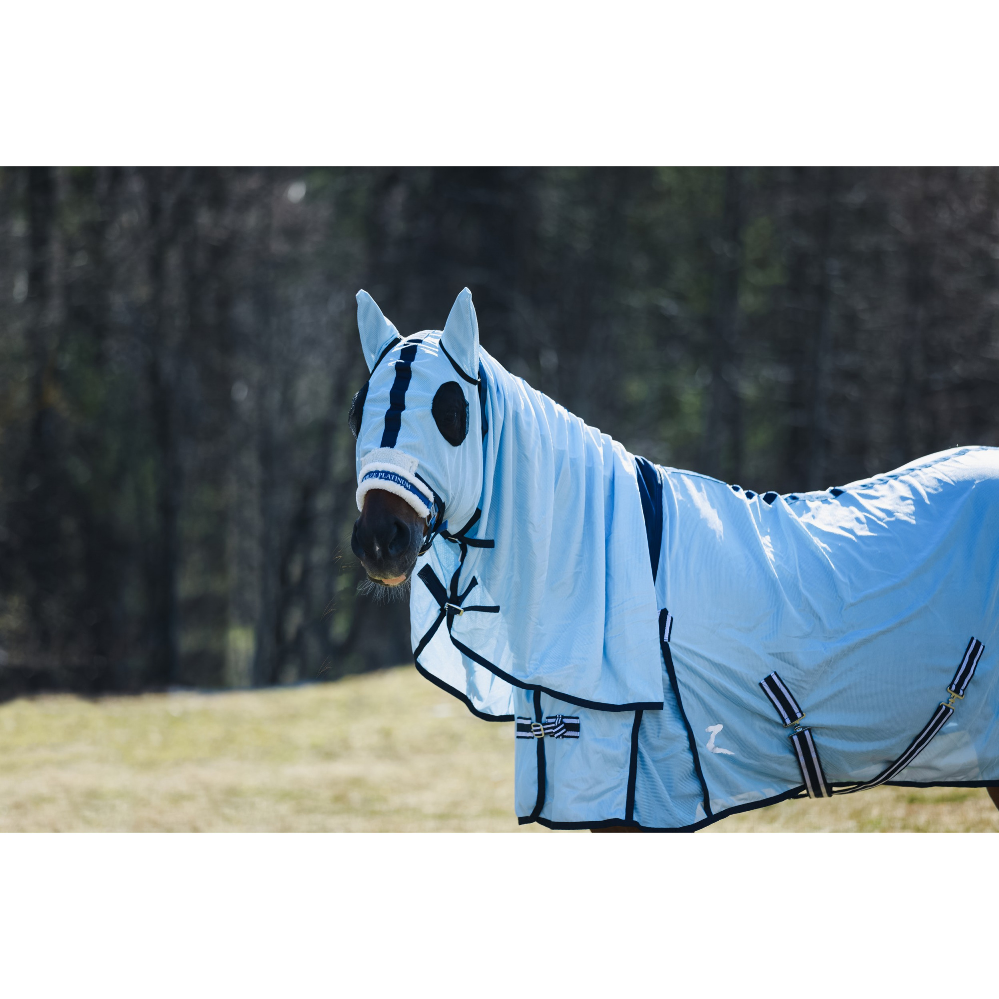 bug rug//detachable neck//UV protection//horze freja fly rug fly rug//mesh fly