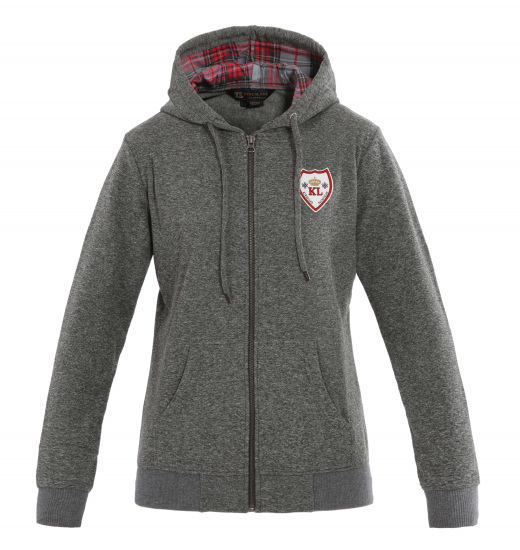 LIVINGSTON LADIES FLEECE JACKET