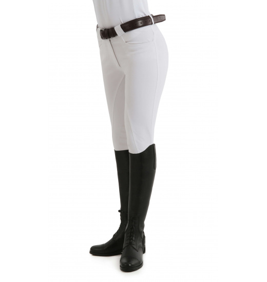 KELLY JUNIOR SLIM FIT BREECHES WITH SILICONE