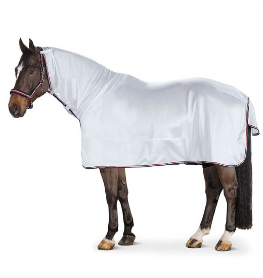 ANTI FLY RUG WITH HOOD ZIPPERED