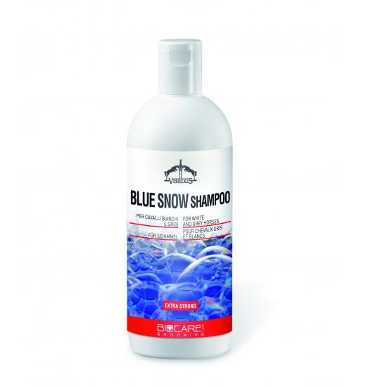 BLUE SNOW SHAMPOO