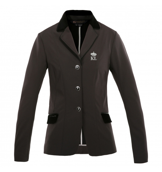 LADIES JORDAN SOFTSHELL SHOW JACKET WU14