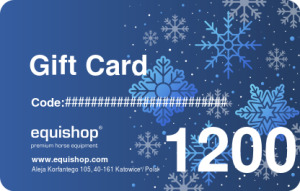 Winter Gift Card