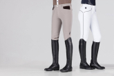Choosing ladies' and men's breeches
