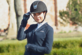 Equestrain show jackets – types, colors, rules. What to choose?