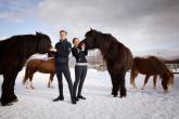 Strój jeździecki na chłodne dni - w co się ubrać na zimowe treningi?
