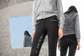 What type of breeches with silicone grip would be right for me?