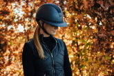 How to properly fit an equestrian helmet to the head's size?
