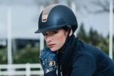 The one of its kind equestrian helmet, or Samshield's helmet configurator