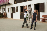Learning how to ride - the perfect outfit for recreational riding