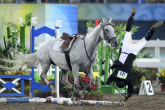 Show jumping - what to do with a horse who... part 1
